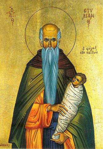 Βίος Αγίου Στυλιανού του Παφλαγόνος