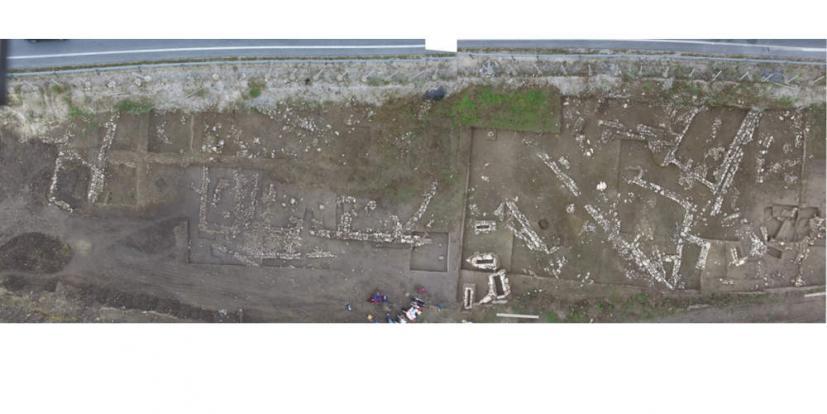 Ήρθαν στο φως αρχαιολογικά ευρήματα στα Τρίκαλα