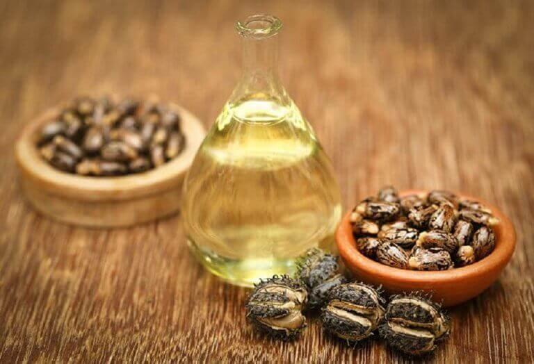 Καστορέλαιο και μαγειρική σόδα  για την  θεραπεία των κονδυλωμάτων.