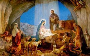Από τη Γέννηση του Χριστού στη γέννηση των Χριστουγέννων.