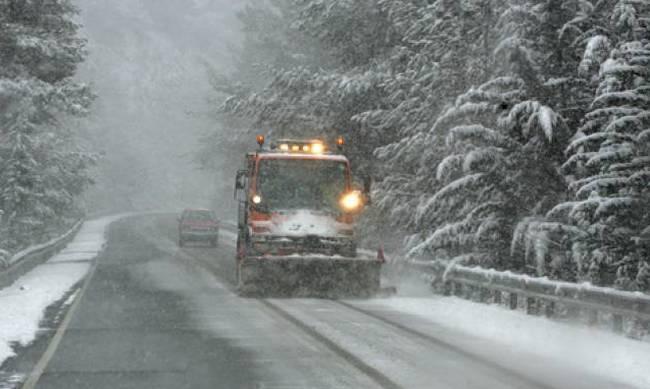 Καιρός με αλλαγή του σκηνικού, κρύο, καταιγίδες και χιόνια τις επόμενες μέρες