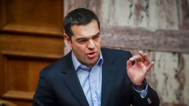 Αλ. Τσίπρας: Ντροπή σας να λέτε ότι ο ΣΥΡΙΖΑ πουλάει τη Μακεδονία