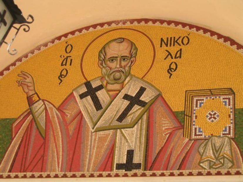 Read more about the article Το θαύμα του Αγίου Νικολάου με το χαλί