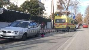 Λαμία: Παρέσυρε παιδάκι με το αυτοκίνητο και το εγκατέλειψε