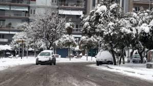 Νέο κύμα με χιόνια και καταιγίδες την Τετάρτη