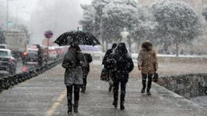 Υποχωρεί η Σοφία, έρχεται ο Τηλέμαχος – Νέο κύμα κακοκαιρίας με ψύχος και χιόνια