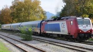 Επιστρέφει το τρένο στην Πελοπόννησο