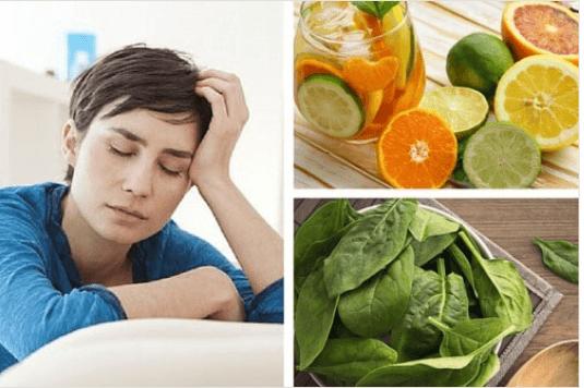 Έλλειψη σε βιταμίνες που μπορεί να προκαλέσει κόπωση