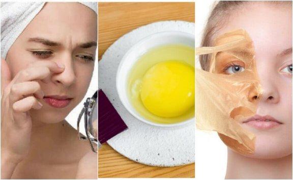Μια μάσκα αβγού κατά της γήρανσης