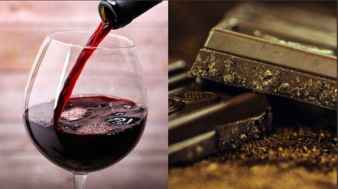 Τρώγοντας σοκολάτα και πίνοντας κόκκινο κρασί καθυστερούμε την γήρανση σύμφωνα με νέα μελέτη