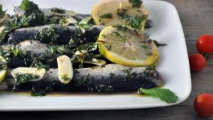 Read more about the article Σαρδέλες μαρινάτες