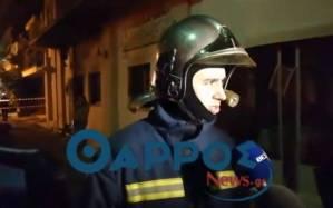 Read more about the article Από φιάλη υγραερίου η έκρηξη στην ταβέρνα στην Καλαμάτα-Τρεις γυναίκες νεκρές