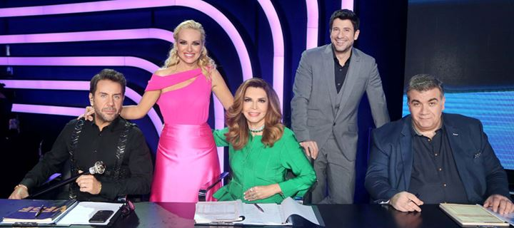 Read more about the article Όλα όσα θα δούμε στο αποψινό «YourFaceSoundsFamiliar»