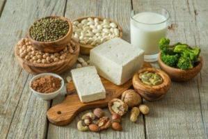 Χορτοφαγικό μενού για την απώλεια βάρους