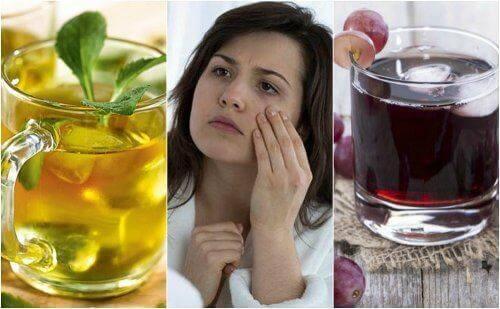 5 υγιεινά ροφήματα για να αντιμετωπίσετε την αναιμία