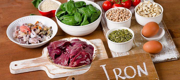 Πώς θα πάρετε το σίδηρο που χρειάζεστε χωρίς να φάτε κρέας;