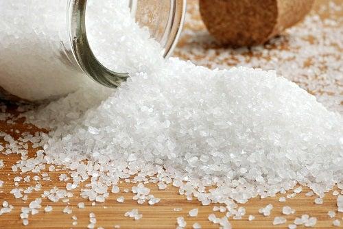 Read more about the article Απομακρύνετε το αλάτι από το σώμα σας