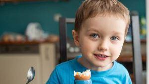 Πόσα αβγά επιτρέπεται να τρώει ένα παιδί