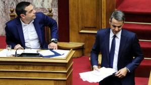Read more about the article Εκλογές 2019: Οι φόροι στο επίκεντρο της σύγκρουσης Τσίπρα-Μητσοτάκη
