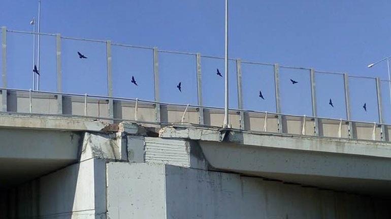 Άκης Τσελέντης: Γέφυρα της περιμετρικής στην Πάτρα κίνδυνος-θάνατος για οδηγούς και πεζούς