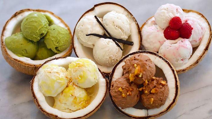 Πώς να φτιάξετε παγωτό στο σπίτι με 3 μόνο υλικά