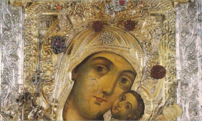Η Παναγία Βηματάρισσα και η φοβερή ιστορία με τη λαμπάδα που έκαιγε 70 χρόνια!