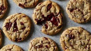 Λαχταριστά μπισκότα με ταχίνι για μικρούς και μεγάλους