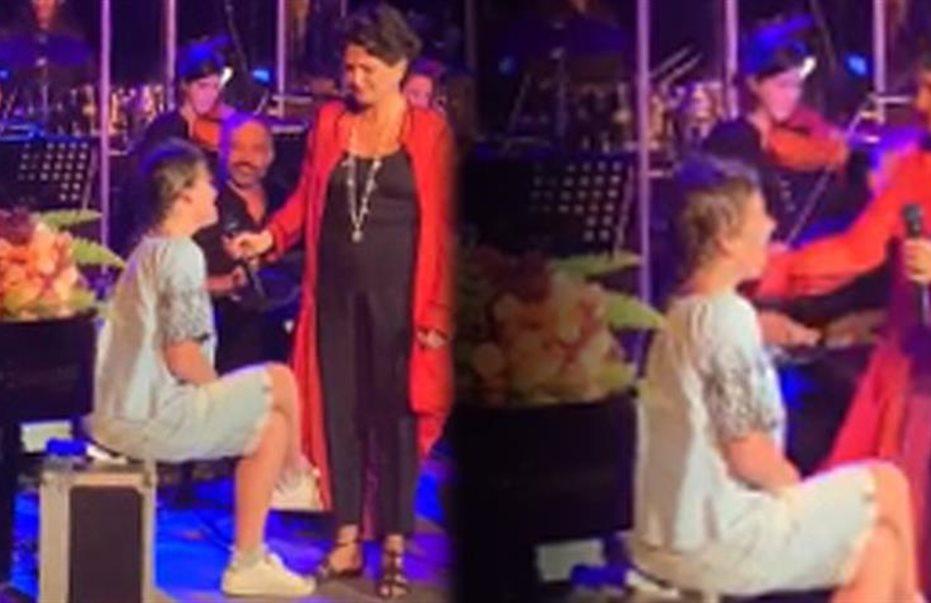 Συγκλονιστικό βίντεο: Η 14χρονη που δεν μιλά, αλλά ερμηνεύει Πρωτοψάλτη