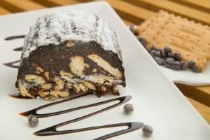 Κορμός σοκολάτας χωρίς ζάχαρη για απόλαυση χωρίς ενοχές!