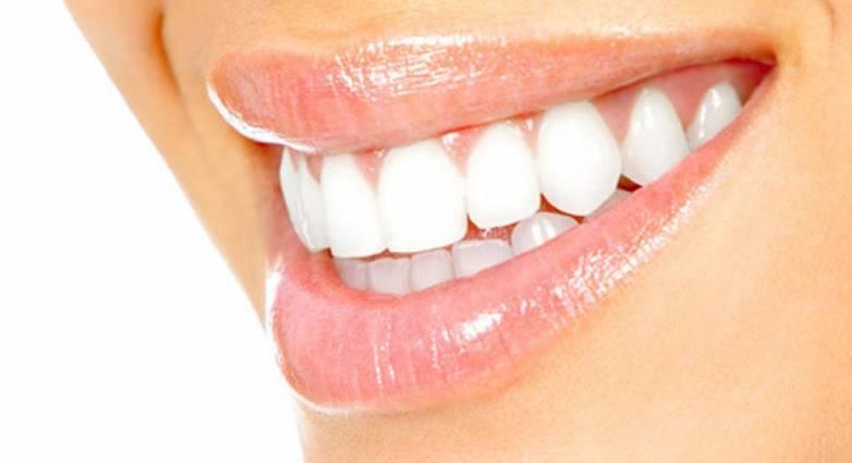 Απέκτησε λευκά δόντια… τρώγοντας!