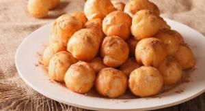 Read more about the article Σπιτικοί λουκουμάδες με χυμό πορτοκάλι