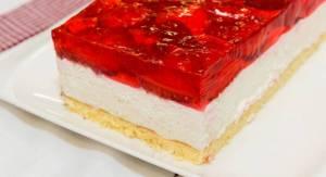 Read more about the article Εύκολο καλοκαιρινό γλυκό ψυγείου