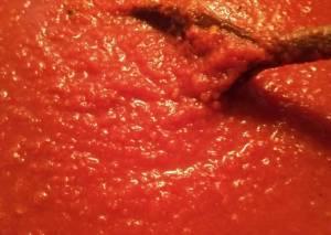 Σπιτική σάλτσα με ντομάτες και πιπεριές Φλωρίνης