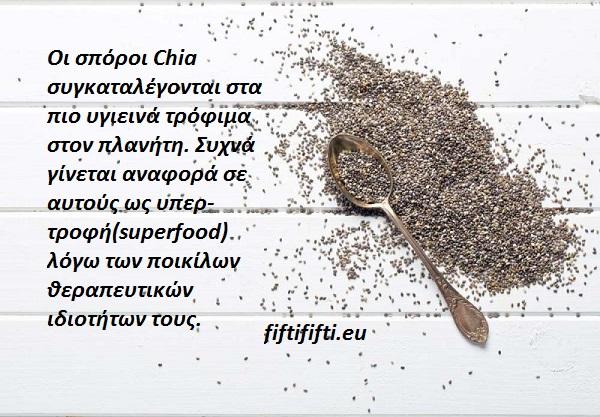 Oι θαυματουργοί σπόροι chia-fiftififti.eu