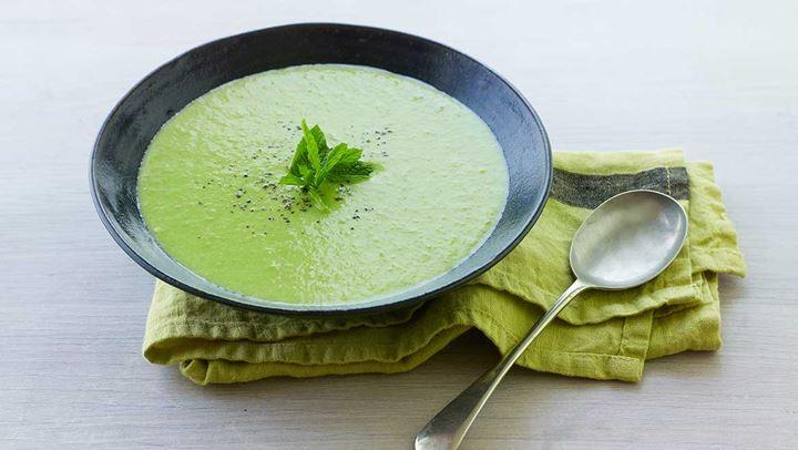 Θρεπτική σούπα με αρακά