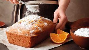 Κέικ Πορτοκαλιού – Μια συνταγή από τον Δημήτρη Μακρυνιώτη