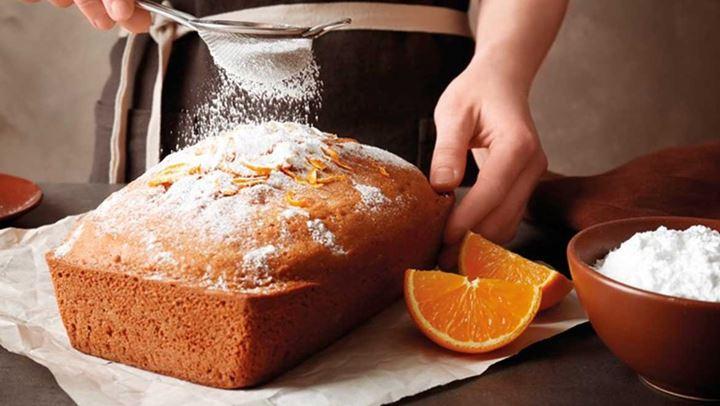 Κέικ Πορτοκαλιού - Μια συνταγή από τον Δημήτρη Μακρυνιώτη