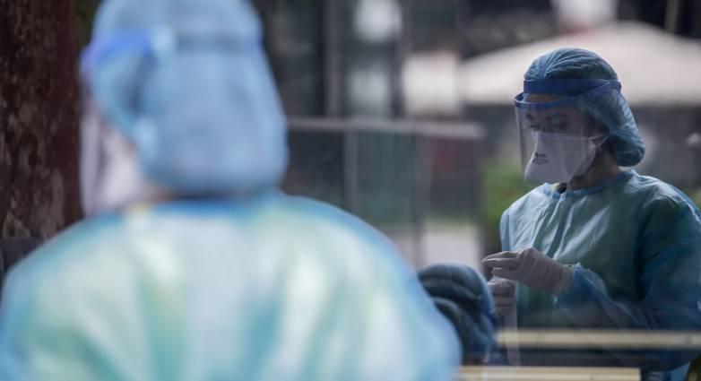 Κορονοϊός: 2013 νέα κρούσματα, 101 νεκροί και 607 διασωληνωμένοι