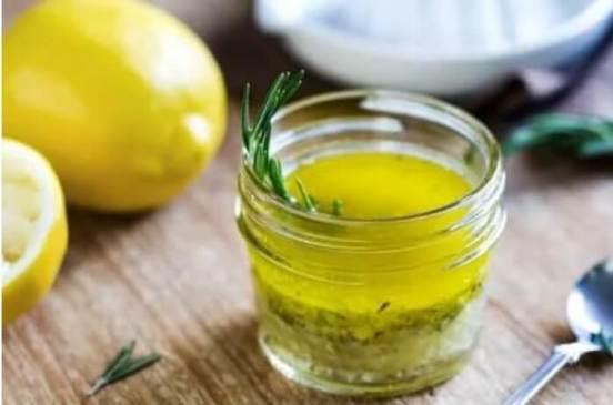 Χυμός λεμονιού και ελαιόλαδο για την φλεγμονή της χοληδόχου κύστης
