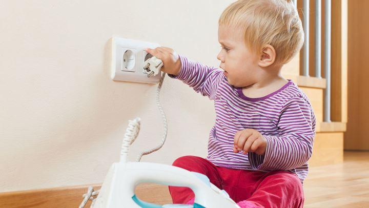 Read more about the article Κι όμως το 80% των σοβαρών παιδικών ατυχημάτων συμβαίνουν μέσα στο σπίτι