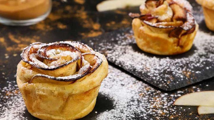 Read more about the article Μία εύκολη συνταγή για αφράτα μηλοπιτάκια!