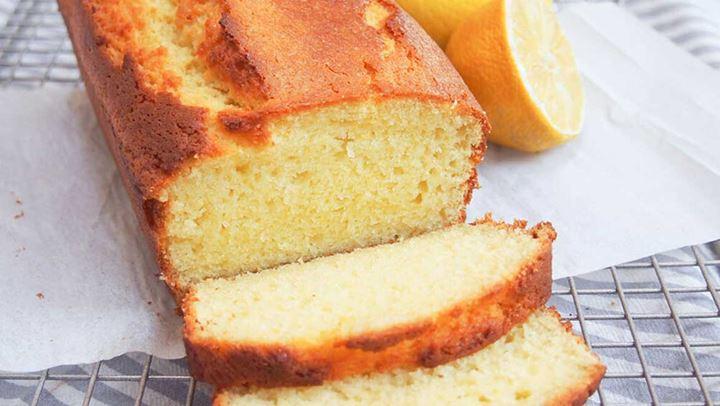 Κέικ γιαουρτιού χωρίς βούτυρο