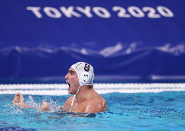 """Η Εθνική πόλο Ανδρών στους """"4"""" των Ολυμπιακών Αγώνων"""