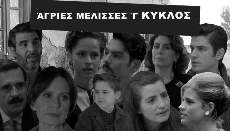 Read more about the article Άγριες Μέλισσες – Επεισόδια 1, 2, 3, 4, 5 – Γ Κύκλος