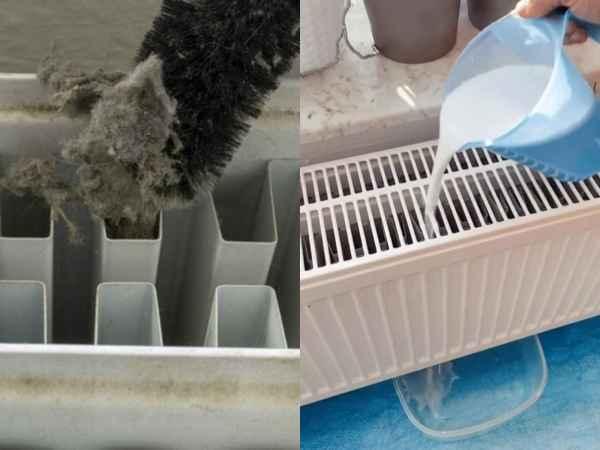 Βρώμικο καλοριφέρ: 7 τρόποι να το καθαρίσεις