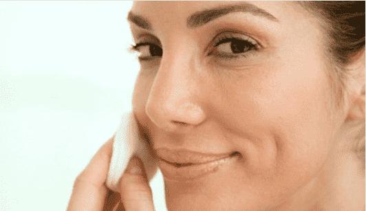 Μάσκα λεύκανσης του δέρματος με μαϊντανό