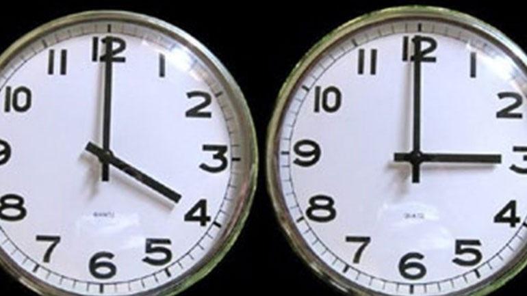 Κανονικά η αλλαγή της ώρας - Μία ώρα πίσω τα ρολόγια στις 31 Οκτωβρίου