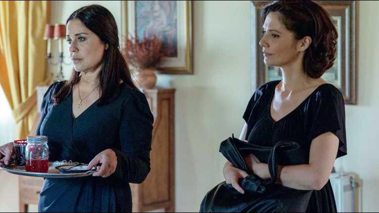 Read more about the article Σασμός SPOILER: Η Καλλιόπη θέλει νεκρή τη Βασιλική και απειλεί την Αργυρώ!