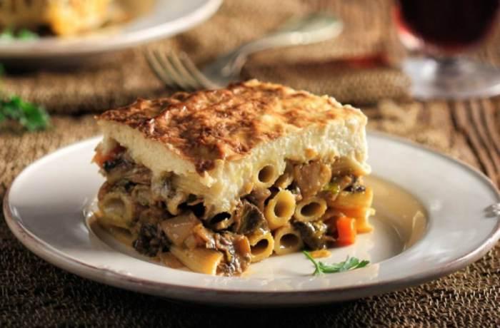 Read more about the article Αγιορείτικη συνταγή: Παστίτσιο χωρίς κιμά στο οποίο υποκλινόμαστε!