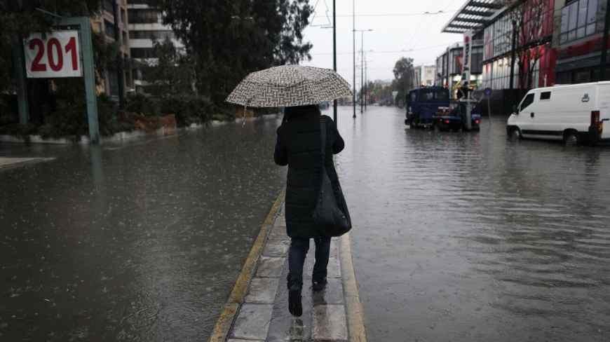 Έρχεται η «Αθηνά»: Από το Ιόνιο το πρώτο ισχυρό κύμα κακοκαιρίας - Βροχές, ακόμα και χαλάζι
